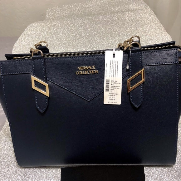 Versace CoLlection Purse Brand New 0dc406b1015aa